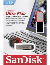 Pendrive 32GB Cruzer Ultra Flair CZ73 SanDisk