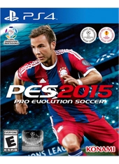 PES Pro Evolution Soccer 2015 PS4