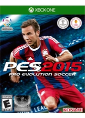 PES Pro Evolution Soccer 2015 Xbox One