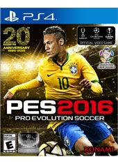 PES Pro Evolution Soccer 2016 PS4