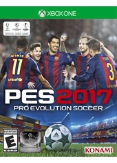 PES Pro Evolution Soccer 2017 Xbox One