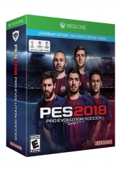 PES 2018, PES, 2018, Pro, Evolution, Soccer, Xbox One, Pro Evolution Soccer, Legendary, Edition, LE, xboxone, X1, XB1, XB one, konami