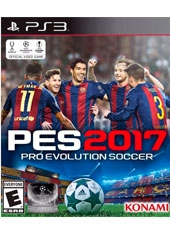 PES Pro Evolution Soccer 2017 PS3