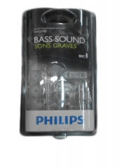 Audífono In Ear SHE-3595WT Blanco Philips