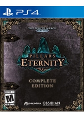 Pillars of Eternity Complete Edition PS4