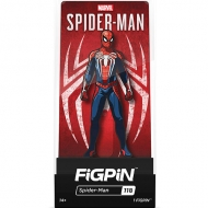 Pin Spiderman Video Game Figpin