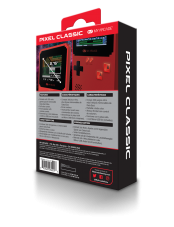 Consola Gamer Portable Pixel Classic Dreamgear