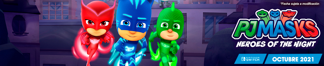 PJ Masks Heroes Of The Night Switch