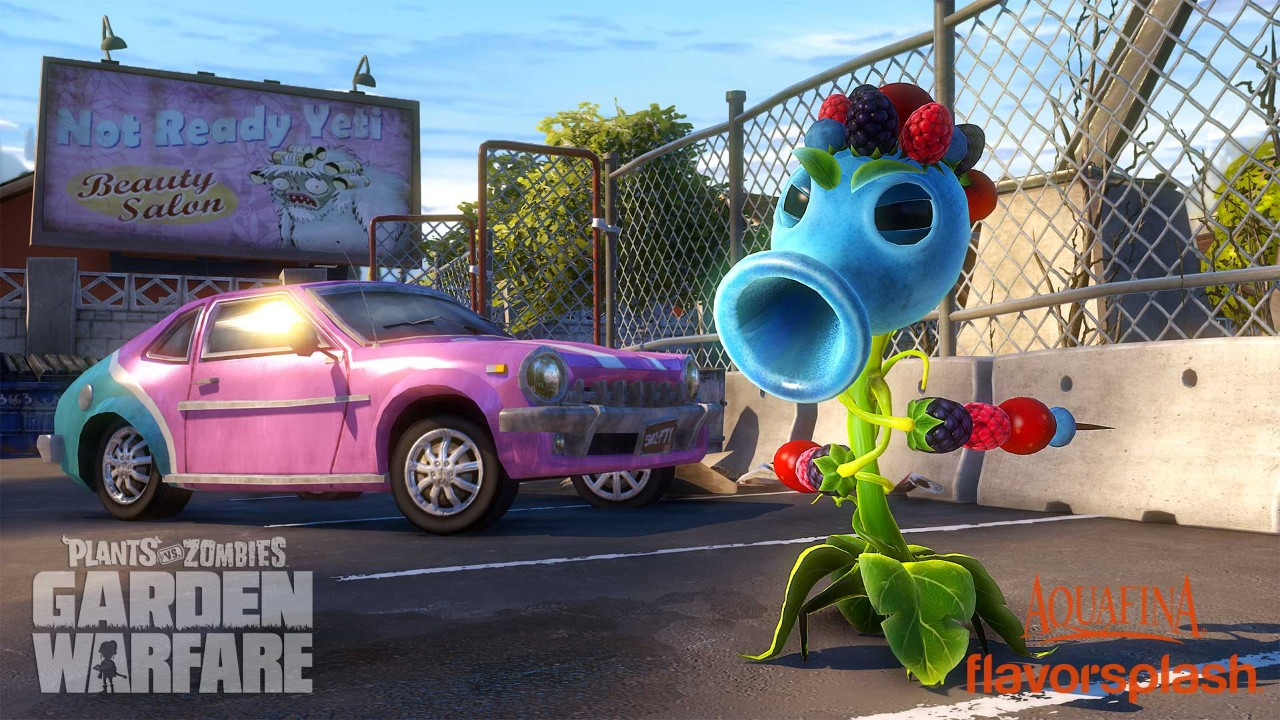 Plants Vs Zombies Garden Warfare Ps3 Microplay
