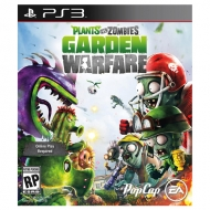 Plants vs. Zombies Garden Warfare PS3