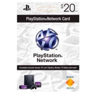 Tarjeta Playstation Network PSN Card US$20