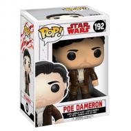 Figura POP! Star Wars The Last Jedi Poe Dameron