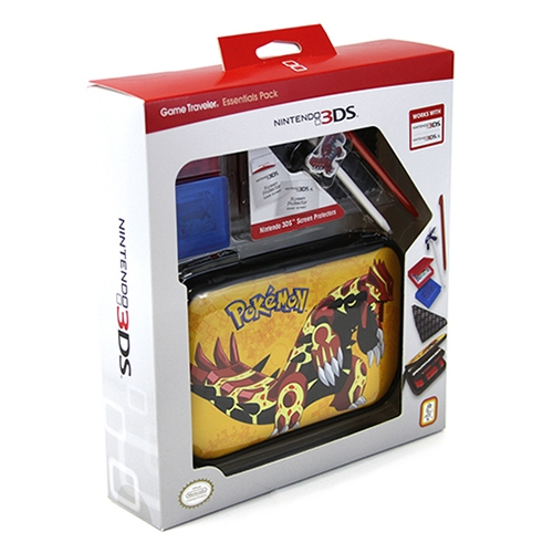 Pokemon Game Traveler Essentials Pack 3DS Xl