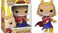 Funko POP! My Hero Academy All Might Siver Age 608