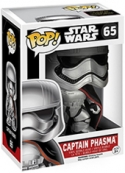Figura POP! Star Wars The Force Awakens Captain Phasma