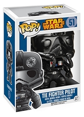 Figura POP! Star Wars Tie Fighter Pilot
