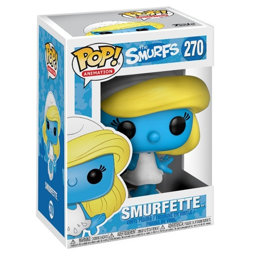 Funko POP! The Smurfs Smurfette