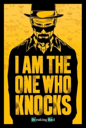 poster,breaking,bad,the one who knocks,walter white