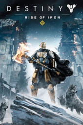 Poster Destiny Rise of Iron