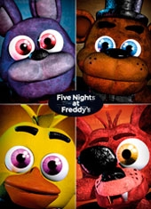 Poster Five Nights at Freddys
