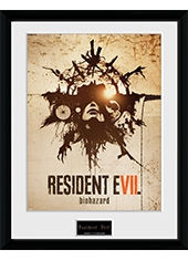 Poster Resident Evil 7 Collector Print