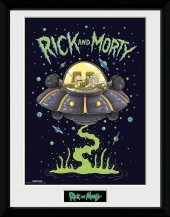 Poster, Rick And Morty, Collector Print, Collector, Print, Rick, Morty,