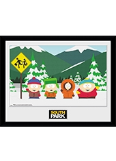 Poster South Park Collector Print
