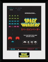 Poster, Space Invaders, Collector Print, Collector, Print, Space, Invaders,