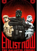 Poster Star Wars Rogue One Enlist Now