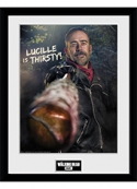 Poster The Walking Dead Negan Collector Print