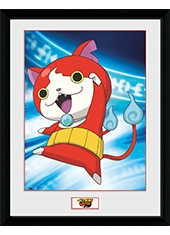 Poster Yo-Kai Watch Jibanyan Collector Print