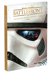Libro Guia Oficial Star Wars Battlefront Collectors Edition