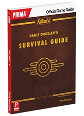Libro Guia Oficial Fallout 4 Vault Dwellers Survival