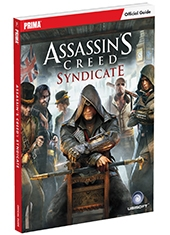 Libro Guia Oficial Assassins Creed Syndicate