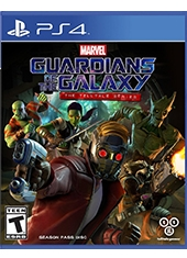 Guardians Of The Galaxy The Telltale Series PS4
