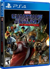 PS4, Guardians, Of, The, Galaxy, The, Telltale, Series, Guardians Of The Galaxy, GOTG, Starlord, Gamora, Rocket, Rocket Raccoon, Drax, Groot,,