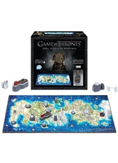 Puzzle 350 Piezas Game of Thrones Westeros 4D Cityscape