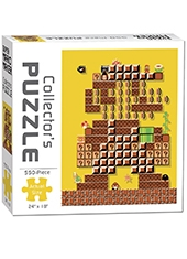 Puzzle Super Mario Maker Collectors 550 Piezas