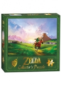 Puzzle 550 Piezas The Legend of Zelda Links Ride