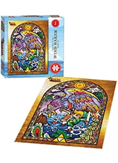 Puzzle 550 Piezas The Legend Of Zelda Wind Waker #1