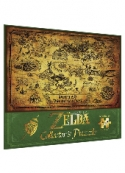 Puzzle 550 Piezas The Legend Of Zelda Hyrule Map