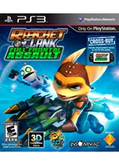Ratchet & Clank Full Frontal Assault PS3
