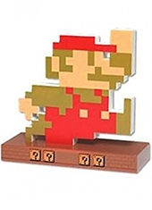 Reloj Alarma Super Mario Retro Novelty