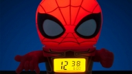 Reloj Despertador Iron Spider BulbBotz