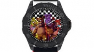 Reloj Five Nigths At Freddys Group Strap Watch