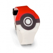 Reloj Pokemon Poke ball LED
