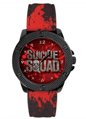 Reloj Suicide Squad DC Collection