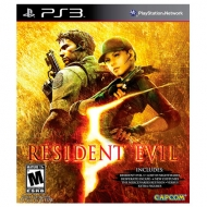 Resident Evil 5 Gold Edition PS3