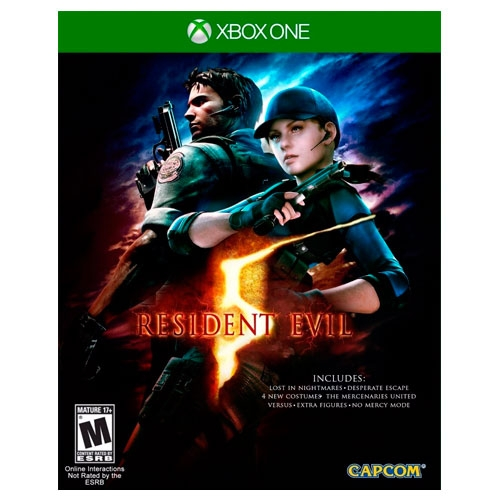 Resident Evil 5 HD Xbox One