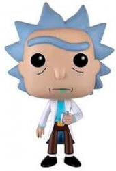 Funko POP! Rick And Morty Rick